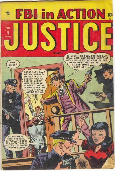 Justice Comics Vol 1 3