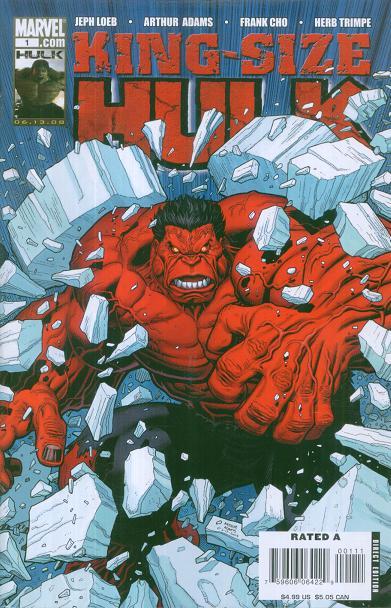 King-Size Hulk Vol 1