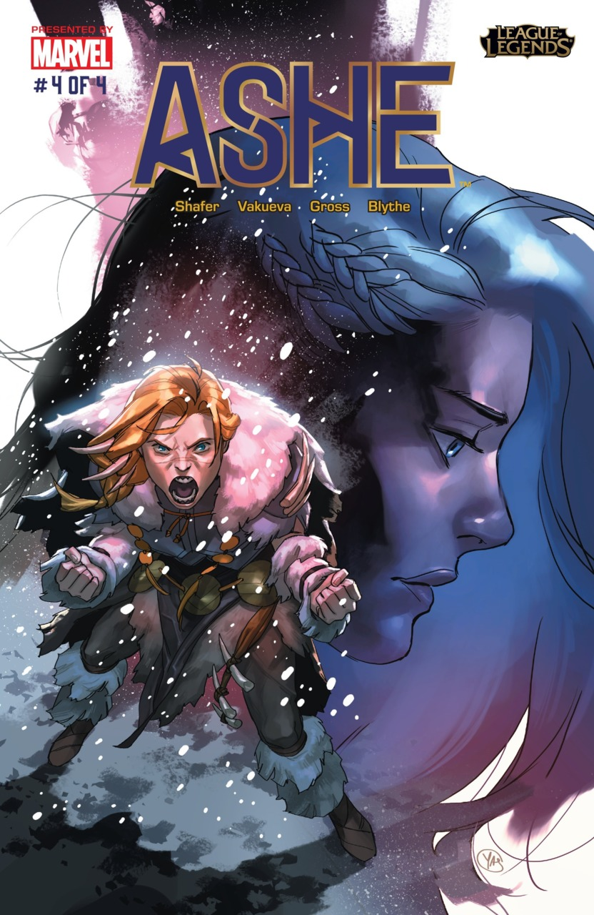 League of Legends: Ashe: Warmother Special Edition Vol 1 4