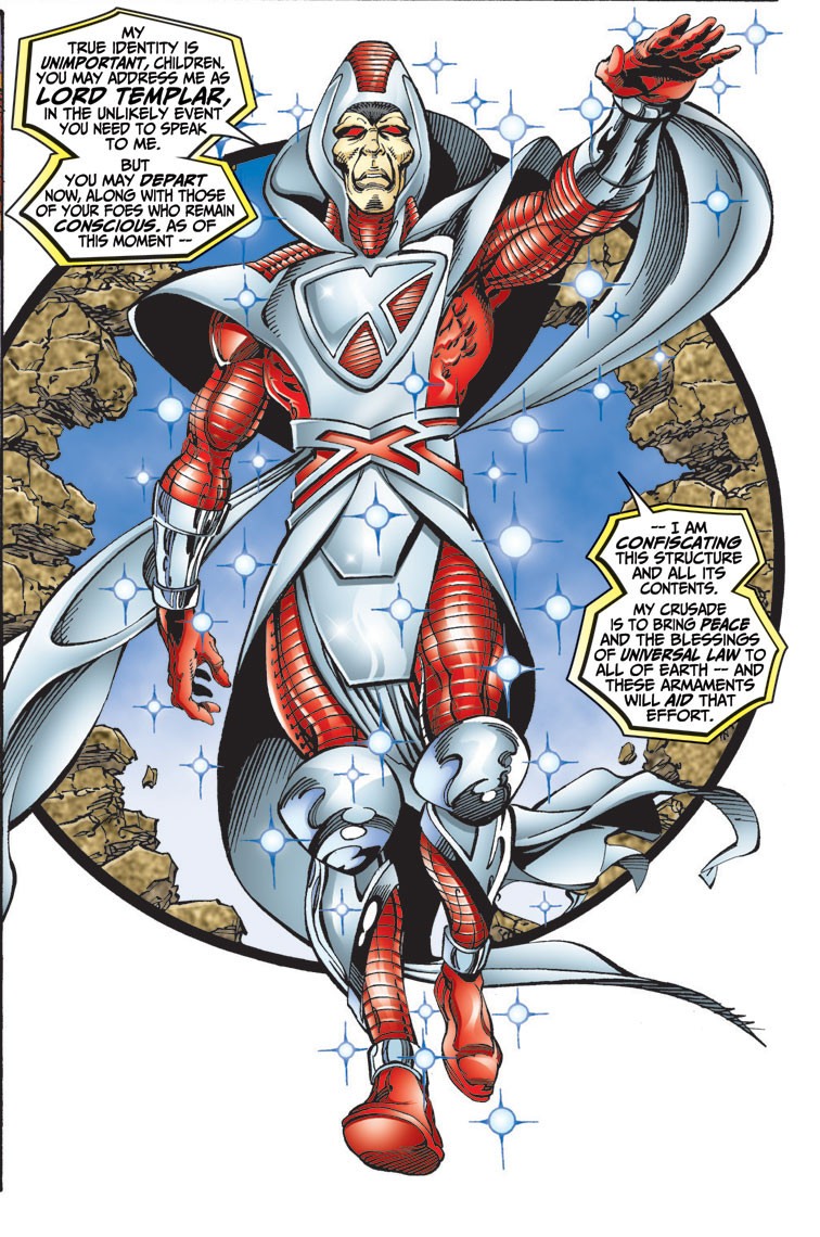 Lord Templar (Tremont) (Earth-616)