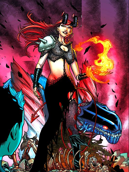 Madelyne Pryor (Earth-91240)