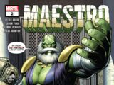 Maestro: War and Pax Vol 1 2