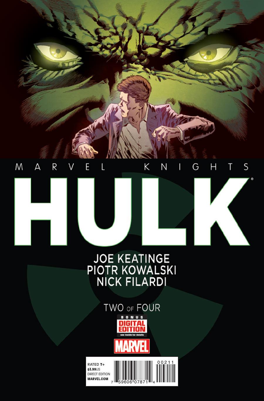 Marvel Knights: Hulk Vol 1 2