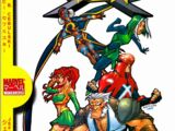 Marvel Mangaverse: X-Men Vol 1 1