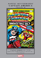 Marvel Masterworks Captain America Vol 1 10