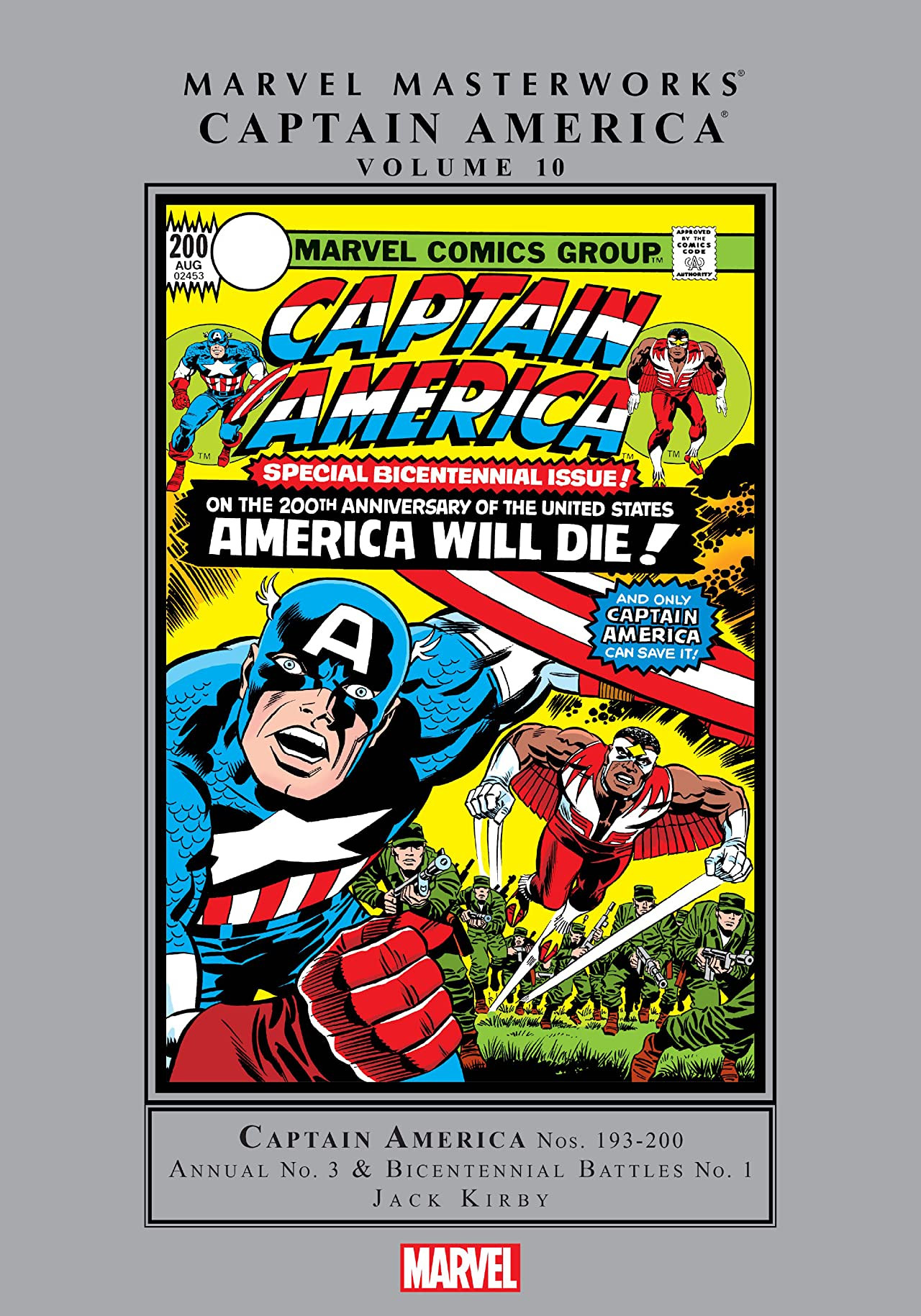 Marvel Masterworks: Captain America Vol 1 10