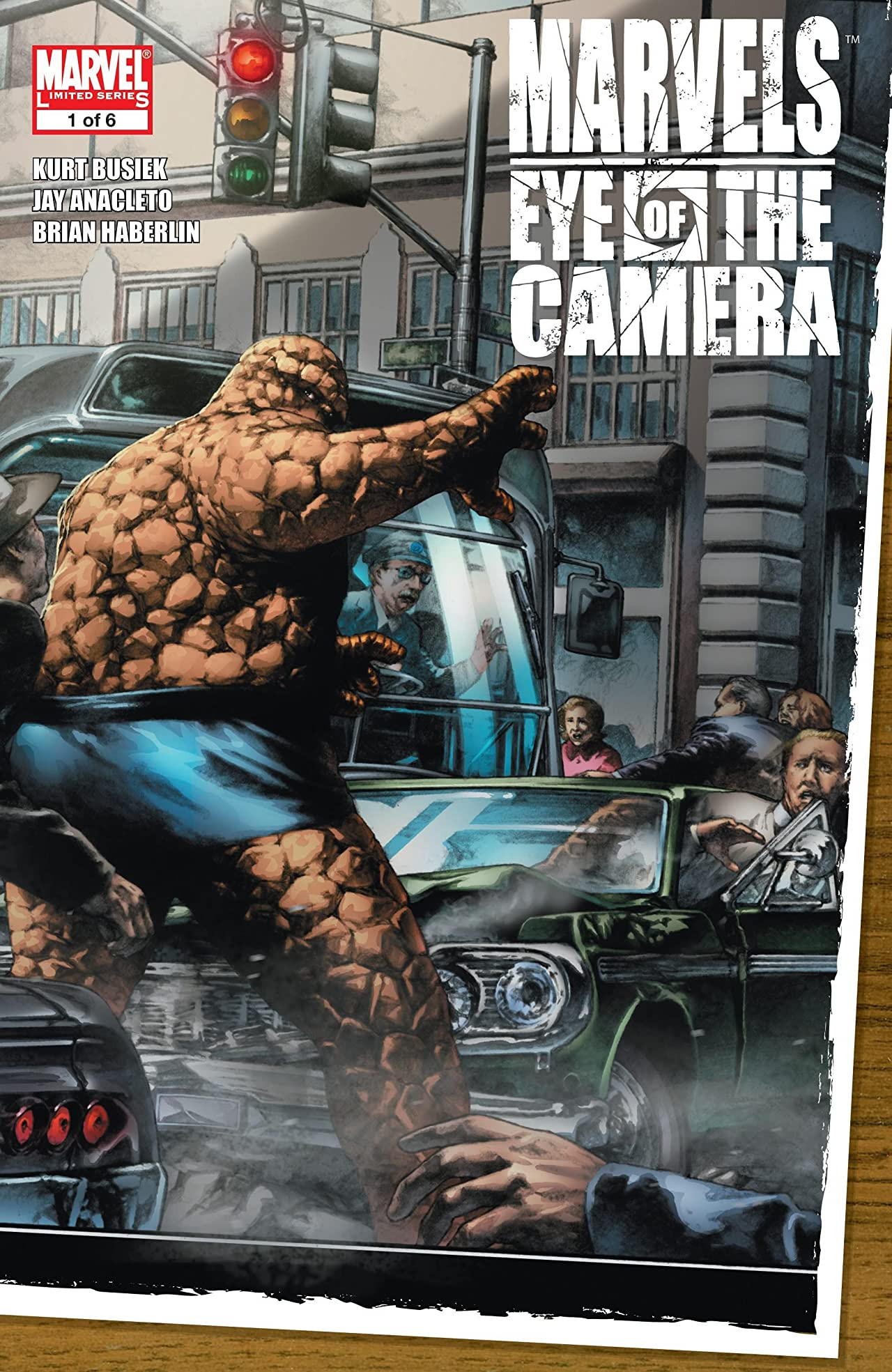 Marvels: Eye of the Camera Vol 1 1