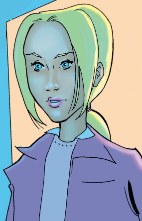 Mary Alice Anders (Earth-616)