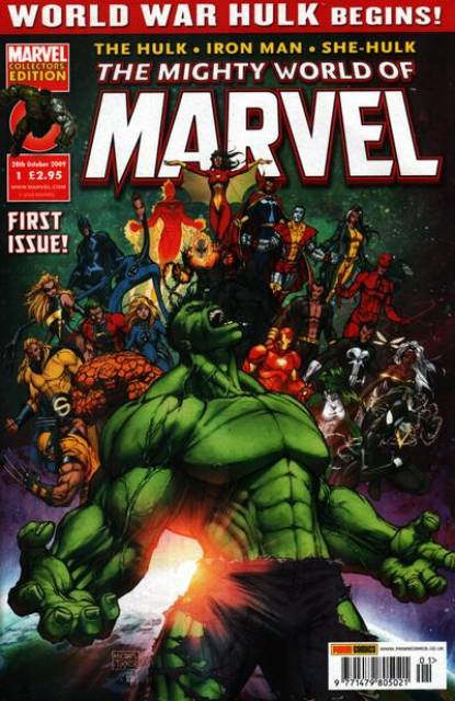 Mighty World of Marvel Vol 4 1