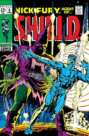 Nick Fury, Agent of SHIELD Vol 1 9.jpg