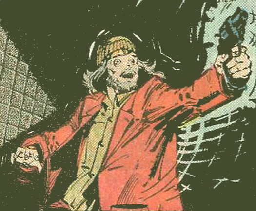 Quentin O'Toole (Earth-616)/Gallery