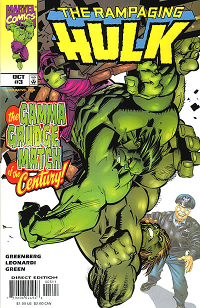 Rampaging Hulk Vol 2 3
