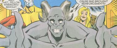 Sir Ram II (Earth-616)