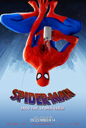 Spider-Man Into the Spider-Verse poster 008