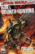 Star Wars War of the Bounty Hunters Alpha Vol 1 1