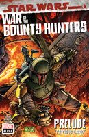Star Wars War of the Bounty Hunters Alpha Vol 1 1