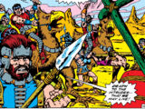 Swamp Men (Earth-616)