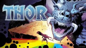 THOR 9 Trailer Marvel Comics
