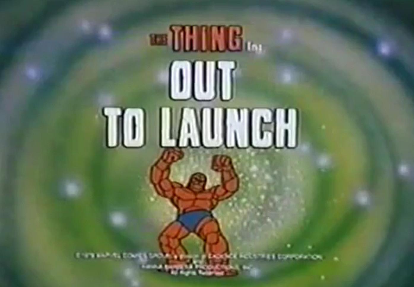 The Thing (animated series) Season 1 17