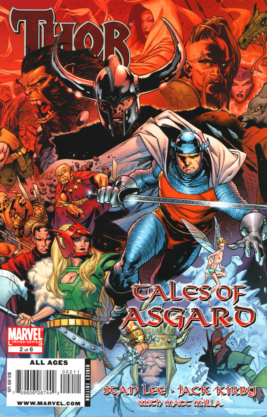 Thor: Tales of Asgard by Lee & Kirby Vol 1 2