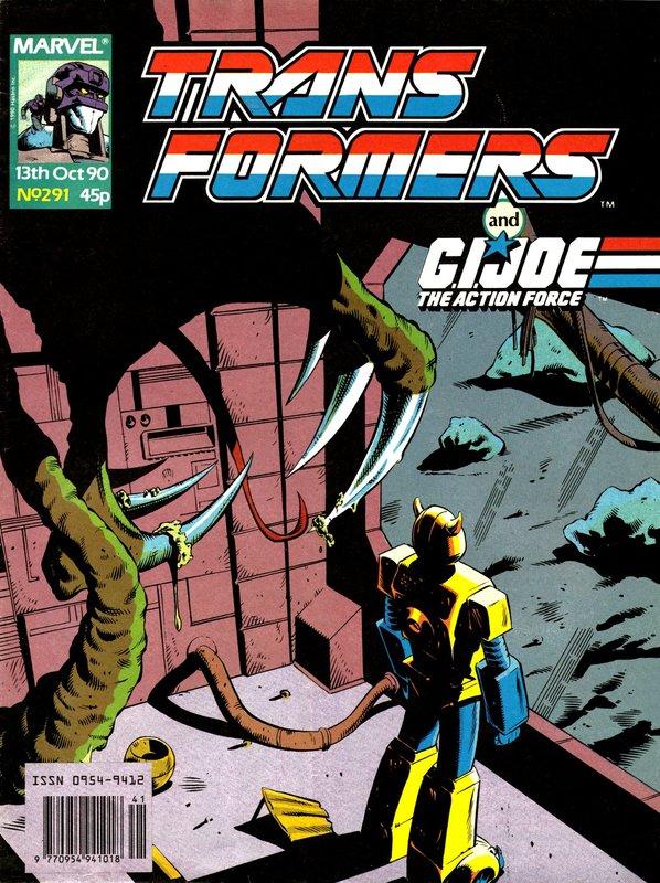 Transformers (UK) Vol 1 291