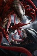 Venom Let There Be Carnage poster 003 textless