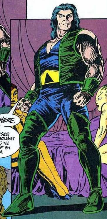 Vranx (Earth-616)