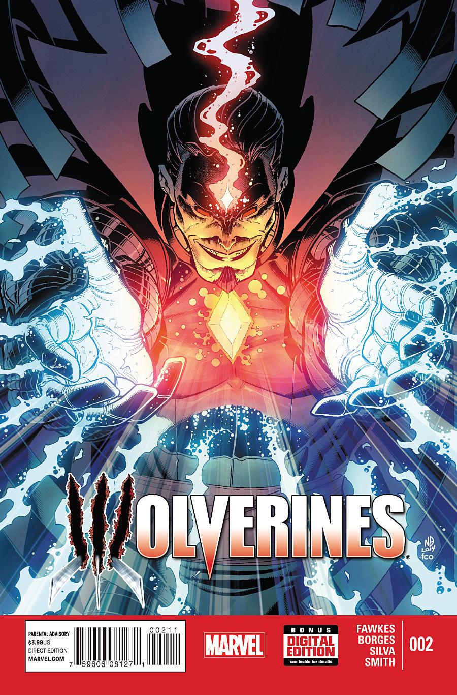 Wolverines Vol 1 2