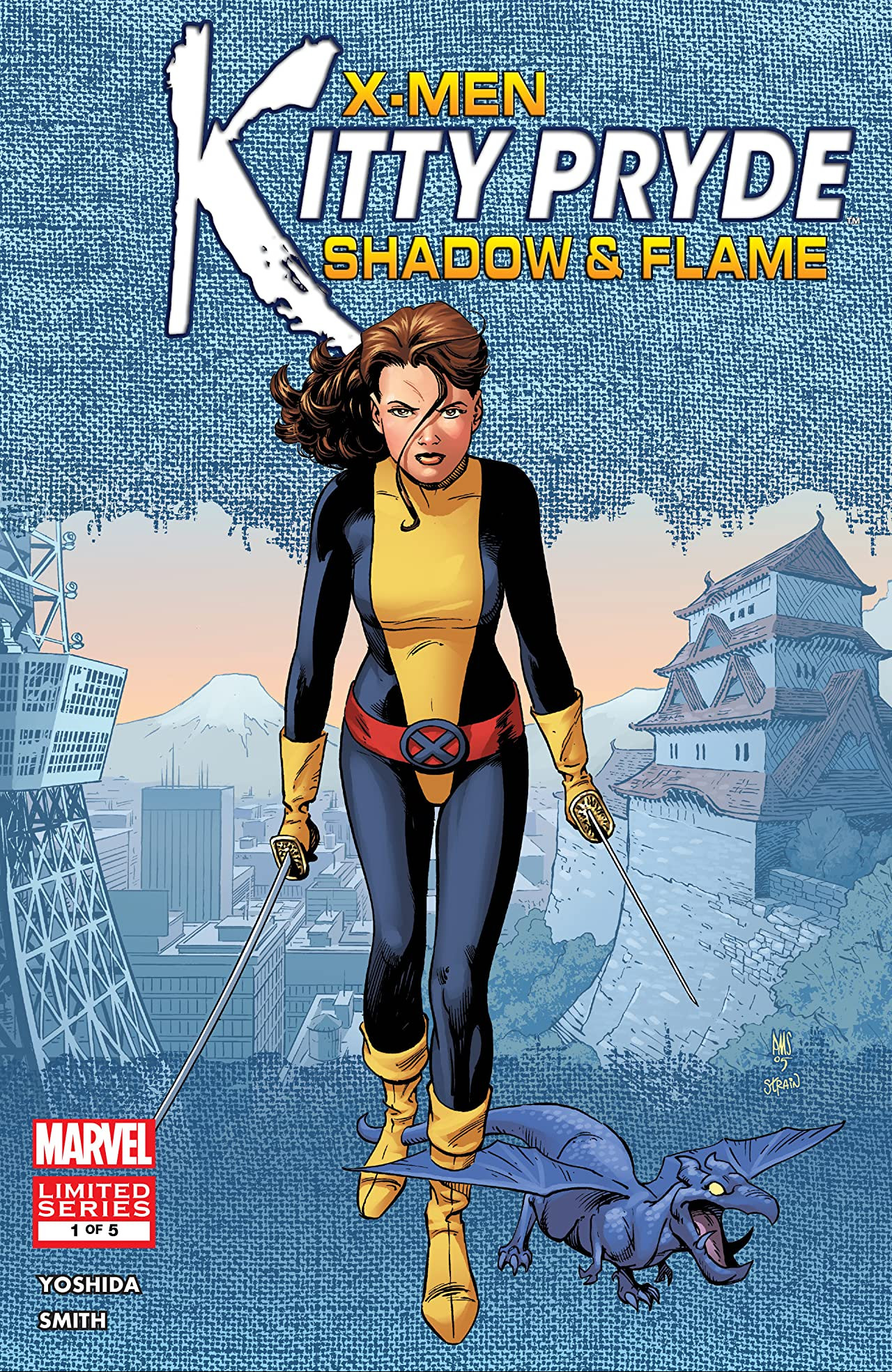 X-Men: Kitty Pryde - Shadow & Flame Vol 1 1