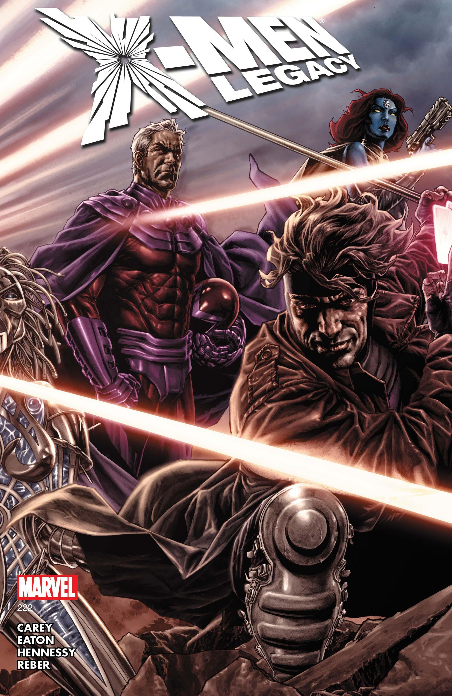 X-Men: Legacy Vol 1 222