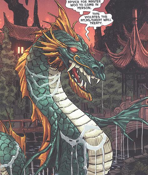 Yao (Dragon) (Earth-616)/Gallery