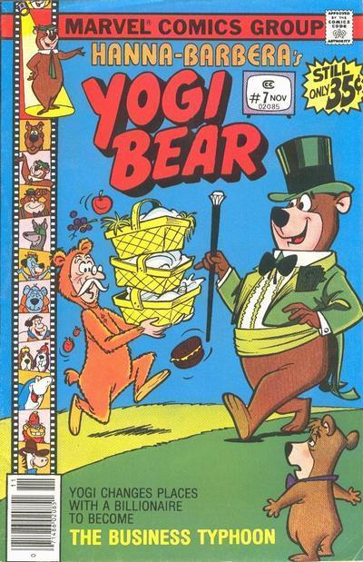 Yogi Bear Vol 1 7