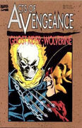 Acts of Vengeance Ghost Rider Wolverine Vol 1 1