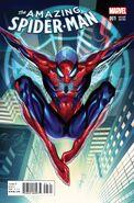 Amazing Spider-Man Vol 4 1 Campbell Variant
