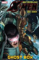 Astonishing X-Men TPB Vol 3 5 Ghost Box