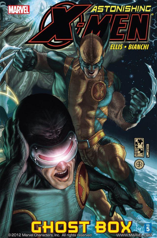 Astonishing X-Men TPB Vol 3 5: Ghost Box