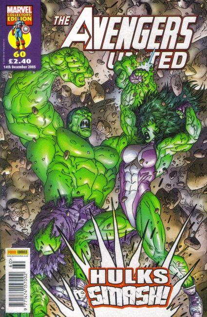 Avengers United Vol 1 60