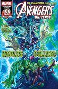 Avengers Universe (UK) Vol 3 12