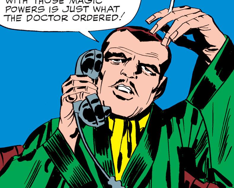 Big Joe (Mobster) (Earth-616)