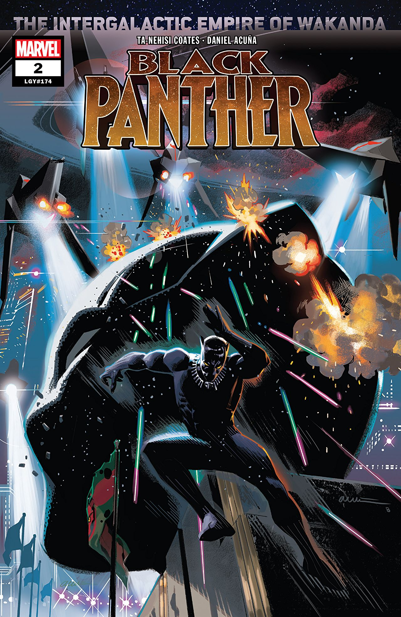 Black Panther Vol 7 2