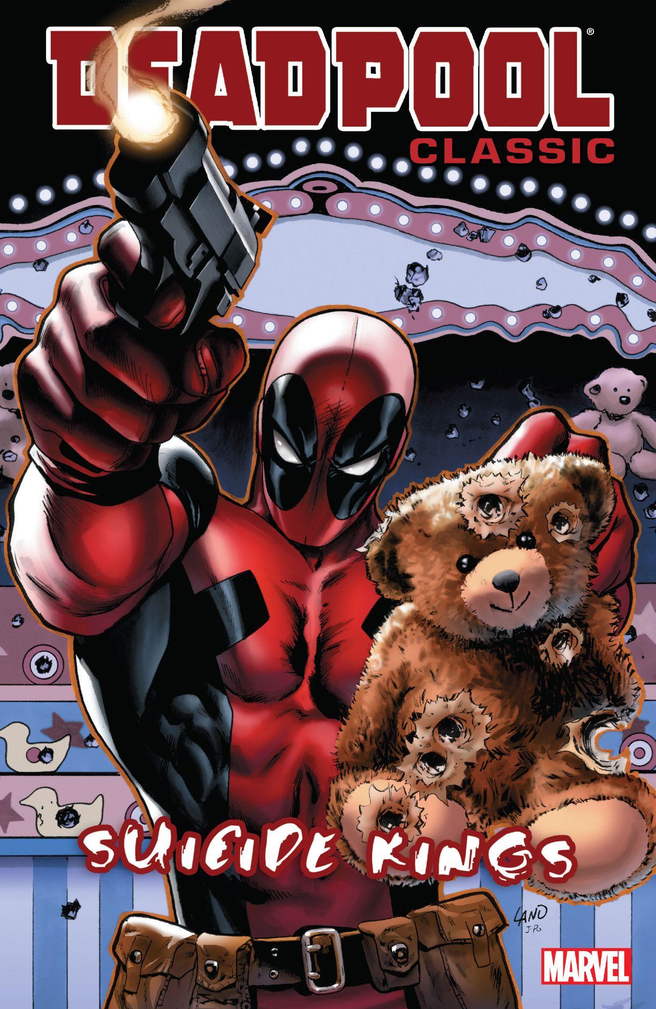 Deadpool Classic Vol 1 14