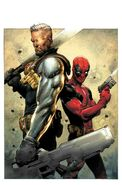 Deadpool Vol 7 1 Opeña Variant Textless