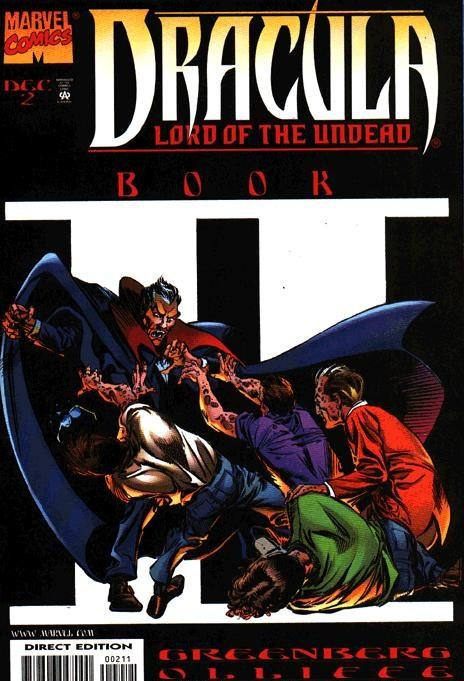Dracula: Lord of the Undead Vol 1 2