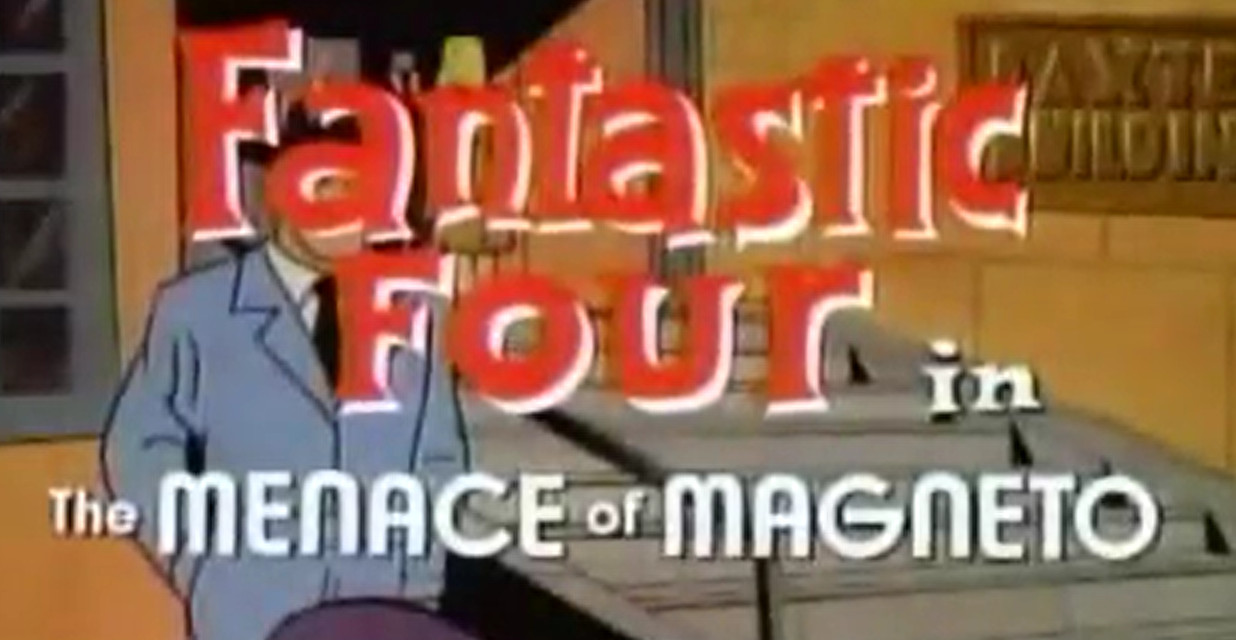 Fantastic Four (1978 animated series) Season 1 2