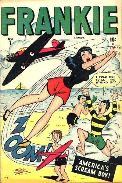Frankie Comics Vol 1 7