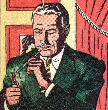 George Blake (Earth-616)