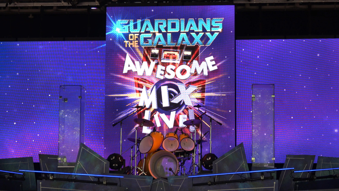 Guardians of the Galaxy - Awesome Mix Live!