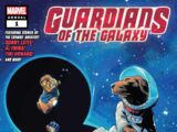 Guardians of the Galaxy Annual Vol 3 1