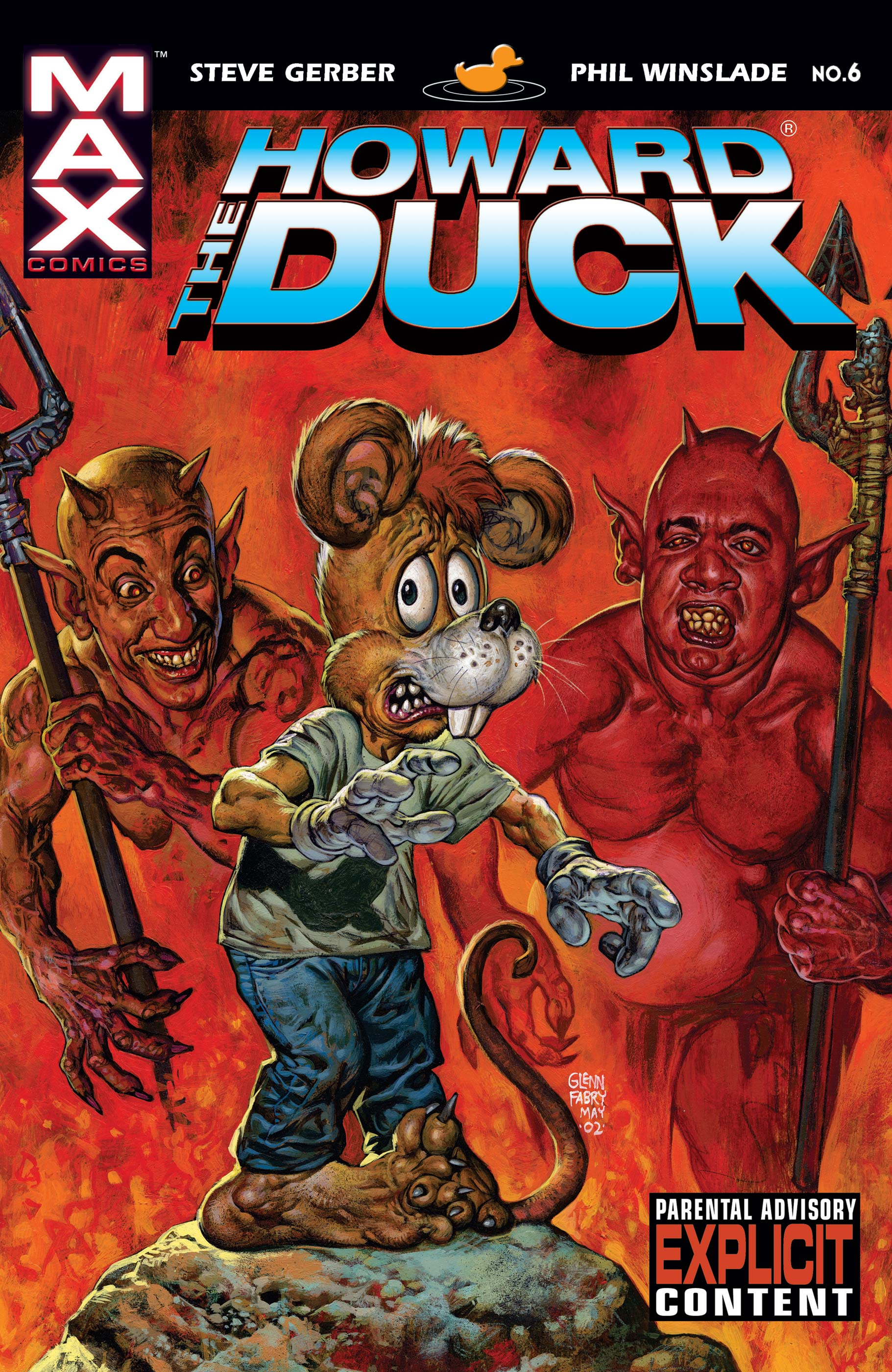 Howard the Duck Vol 3 6