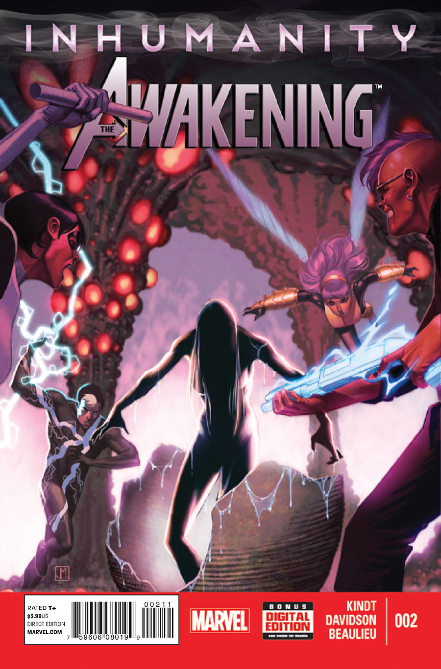 Inhumanity: The Awakening Vol 1 2